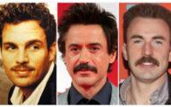鋼鐵人問:「這3個英雄,誰的鬍子比較好看?」 引爆漫威粉內鬥...他只有空氣鬍也上榜!