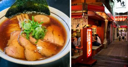 東京「神秘怪盜」光顧東京拉麵店 不偷現金竟然把「拉麵的靈魂」全偷光!