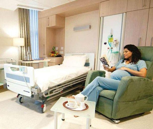 梅根堅持不跟凱特同一間醫院生!她挑中「帝寶級美國醫院」讓網友傻眼:每晚9萬...