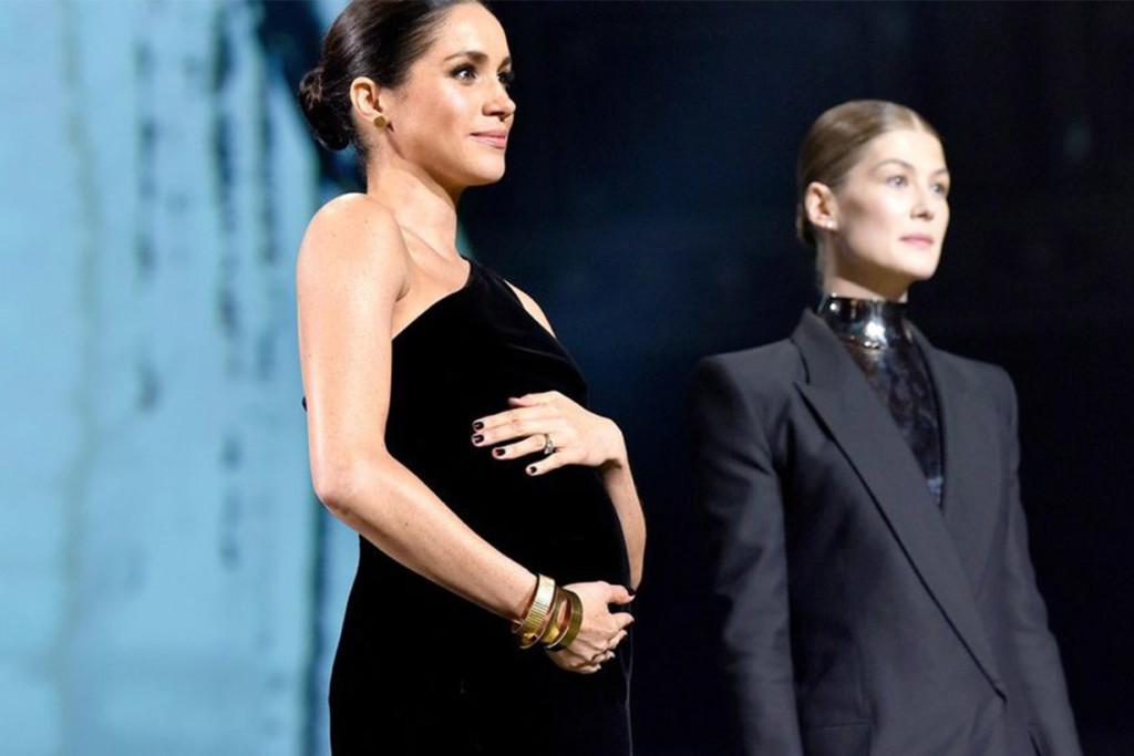 梅根還沒生已打算請超大咖老師「教寶寶學鋼琴」 他身分曝光...是黛安娜王妃最好朋友!