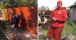 不爽幫愛犬架圍欄「被匿名檢舉建太高」 他怒在院子辦「5人不穿派對」讓鄰居看到爽!