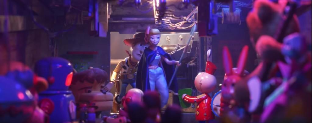《玩具總動員4》最新預告釋出!不但主角換人當...牧羊女化身「超殺大姐頭」網驚豔:很可以