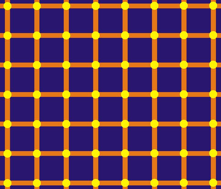 8個「擾亂你大腦運作」的眼力大挑戰 90%的人都看不到那張臉!