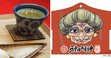 東京推期間限定《神隱少女》展覽!神還原「白龍飯糰」粉絲一看圖片感動:怎捨得吃
