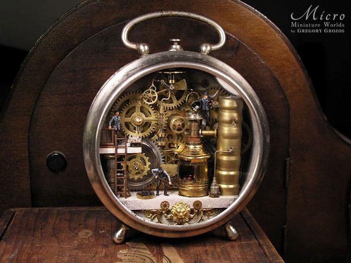 28個「把一整個世界藏在懷錶裡」的最精緻改造 《霍爾移動城堡》夢幻到讓你想住進去!