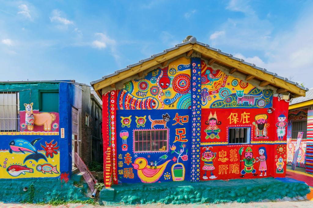 40張「絕對沒有修圖過」的世界真實美景 台灣的最美小村也入榜❤