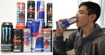 男老師一天狂灌6瓶能量飲料 隔天驚覺舌頭「被吃掉」崩潰:像鬼剃頭!
