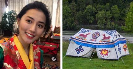 在西藏看到「白帳篷」不要進去!15歲妹子在內等待...沒有「懷上決心」就要倒大楣