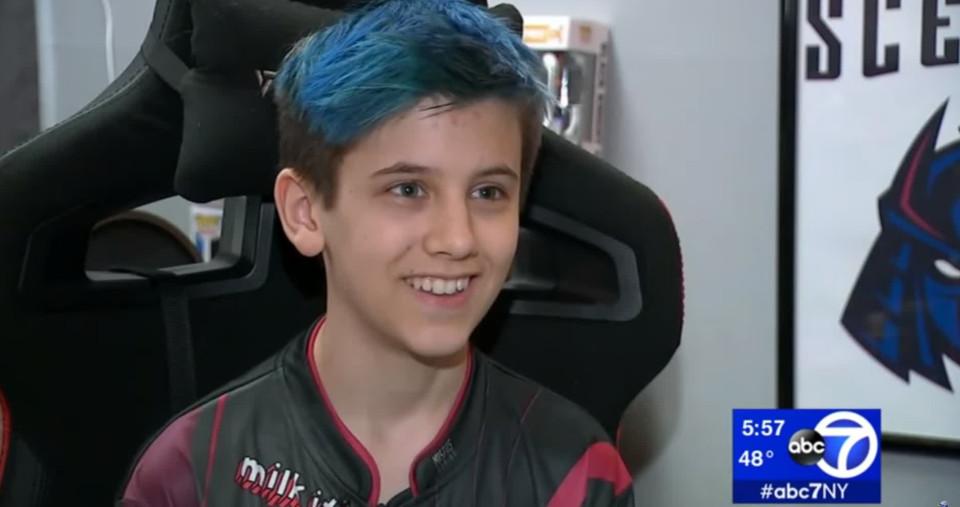 14歲帥弟每天花18小時打遊戲「吸金600萬」 父母看到商機直接「開公司」讓他玩到爽!