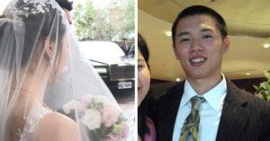 女神級豪美新娘!顏清標次子開4賓士、2勞斯萊斯迎娶 網驚:看不出是兩個孩子的媽