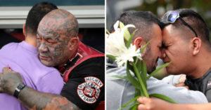 不讓恐攻二次傷害人民!紐西蘭黑幫承諾「站崗清真寺」暖心保護信徒:多久都沒關係