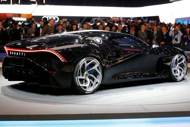 布加迪「史上最貴超跑」車頭超凶悍 超狂價格「像開著5個豪宅到處跑」