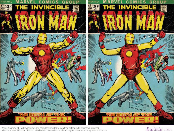 12個「擁有正常人身材」的超級英雄 神力女超人「肥肉大崩壞」網嘆:蓋兒加朵只是夢QQ