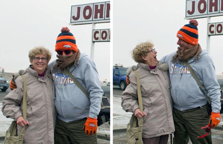 20張用生活證明「快樂很簡單」的樂觀派人們 爸爸陪女兒挑洋裝的樣子超暖!