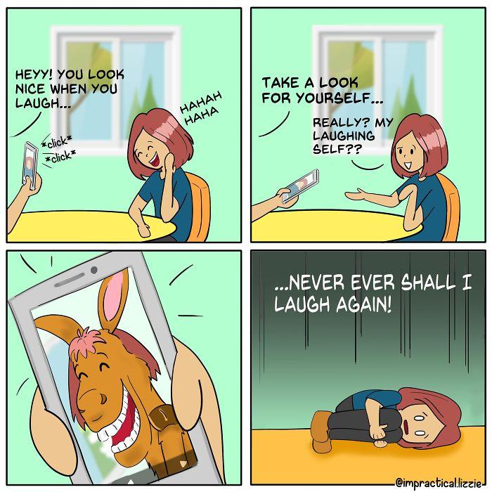 20張「把你的魯蛇生活真實重現」的心酸漫畫 一定要把女生的抱怨聽完!