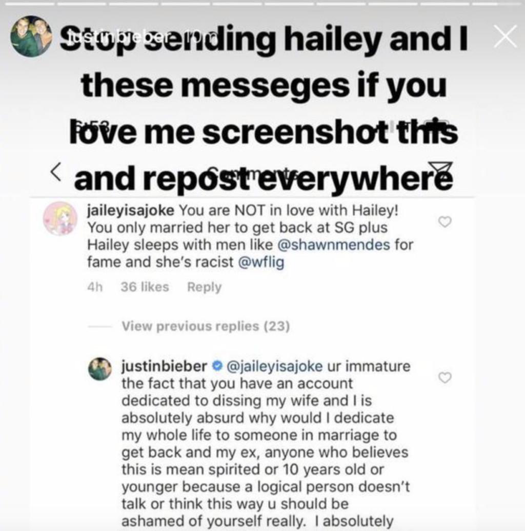 小賈被爆料跟海莉結婚只是「為了氣賽琳娜」 他在IG坦承:她在我心中很重要!