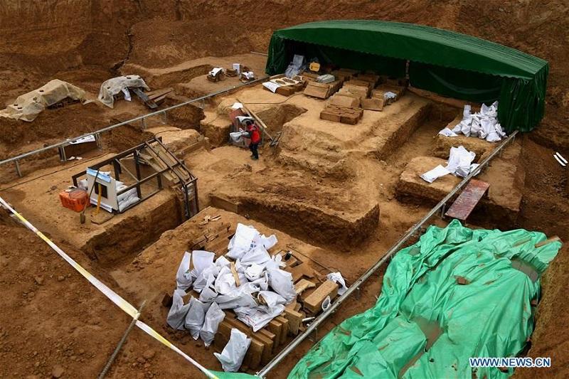 中國古墓挖出2000年前青銅壺 裡面藏有「長生不老仙藥」成份現代也很常見