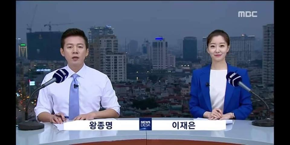 電視台為川金會「將主播台搬到越南」 網友捕捉到「背景的真相」嚇歪:有夠敬業!