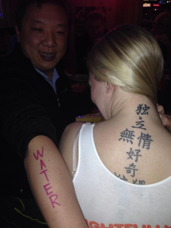 外國妹跟刺青師說要「愛、喜樂、和平」 爆笑成品PO上網意外釣出超多苦主:中文害慘我!