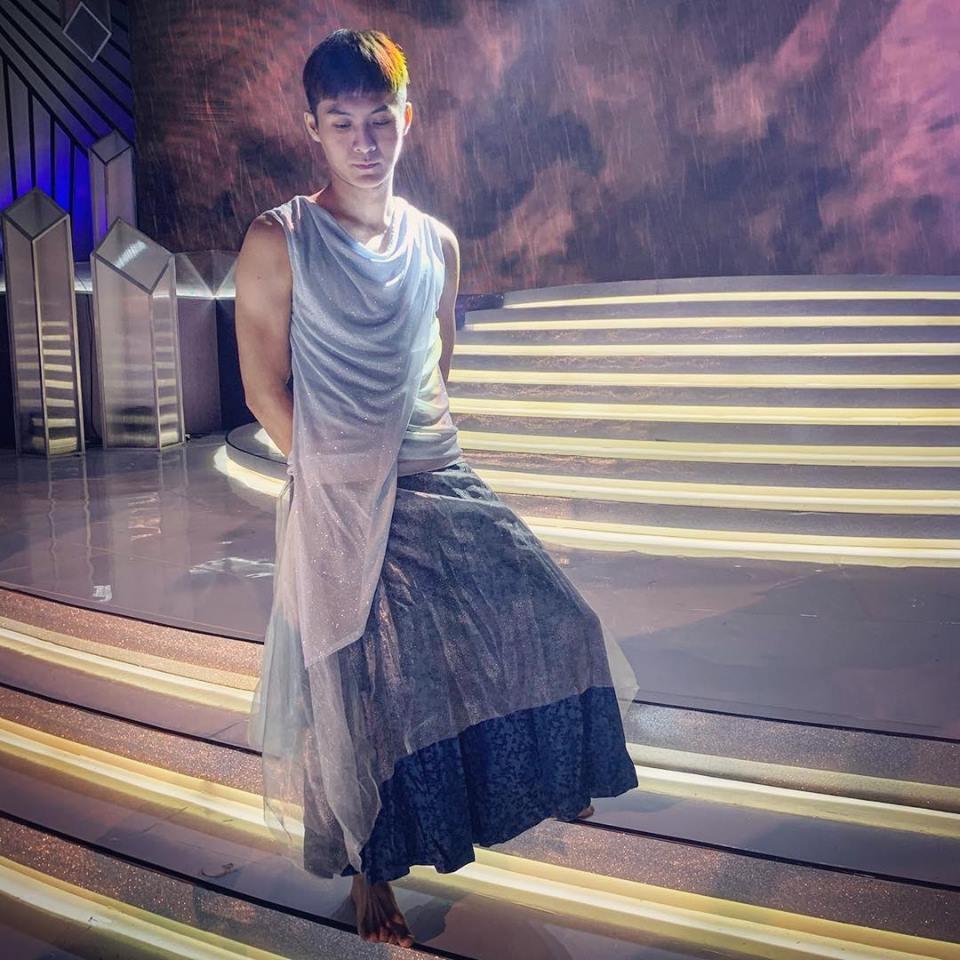 台灣之光上《亞洲達人秀》表演「人體大環」 評審被「懸空絕技」嚇傻:此生沒看過!