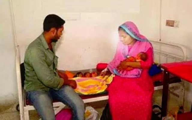 年輕媽媽開心迎接首胎 26天後「又生出龍鳳胎」才驚覺自己很不一樣