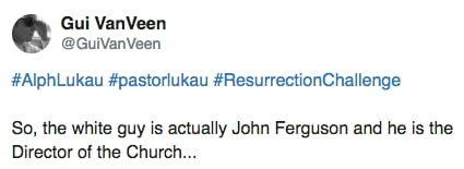 轟動國外的「復活過世的人」事件 照片中白人男子是最大疑點