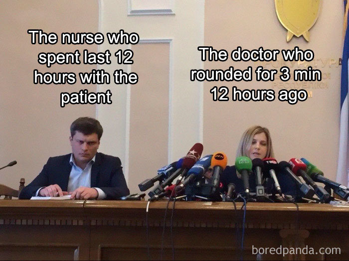 22張在醫院工作的人「最黑暗的內心話」 連續工作1天vs3天讓人想哭!