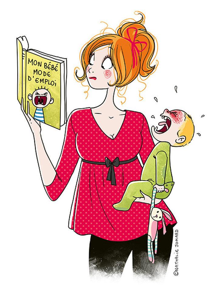 15張圖完美證明「全世界其實都配不上媽媽」