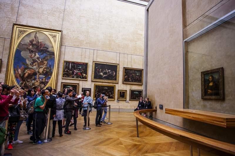 14個超級有名「但是去過的人都說爛」的熱門景點 蒙娜麗莎毀了羅浮宮!