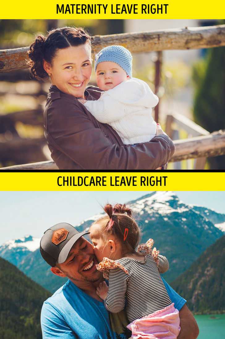 15個國家「父母育嬰假期」長短大比拼 台灣天數多到老闆會想哭!