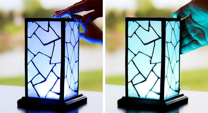 11個現在就能買到的「未來世界產物」 遠距離必備「在身邊檯燈」摸一下就知道他在想妳!