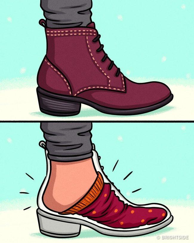 15個證明「冬天是女生的敵人」日常煩惱漫畫 一穿上外套...直接扣10分!
