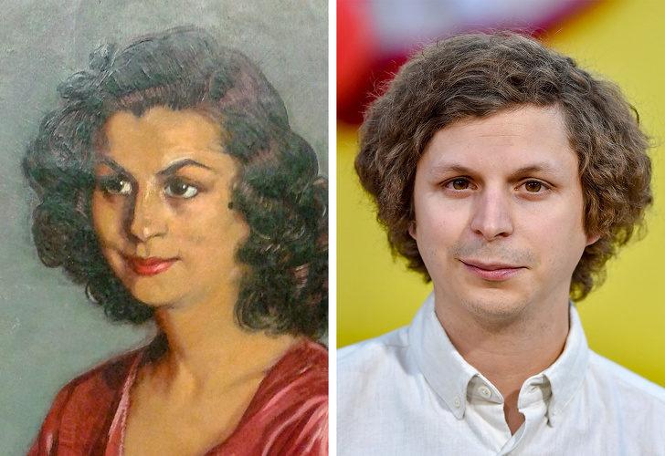 15位證明真的有輪迴「跟歷史人物瘋狂撞臉」的巨星 媽媽竟是黛安娜王妃的前世!