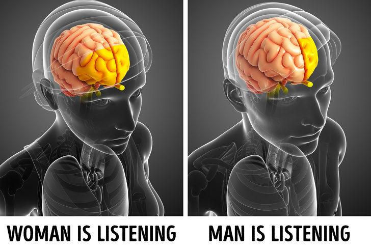 17個不得不佩服的「驚奇事實」 男人女人耳朵聽到的不一樣!