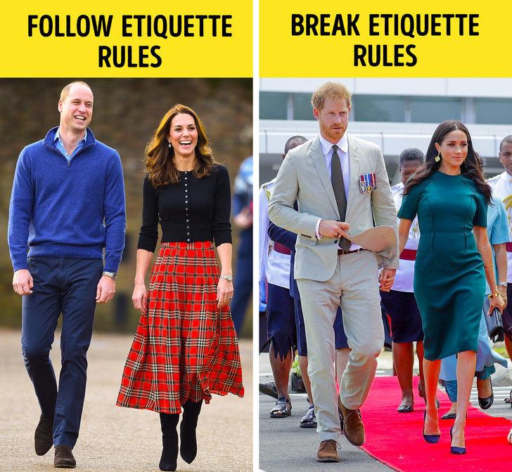 6個讓人超疑惑「真的有需要嗎?」的怪異皇室規則 哈利與梅根180天就閃婚「是身體問題」