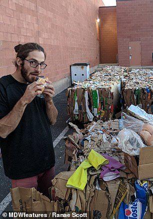 正妹瑜伽教練「吃飯從不花錢」 只要「打破自尊心」月省6000塊還能幫助地球!