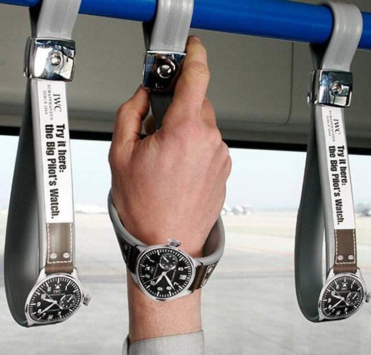 23個「連設計人類也難不到他們」的超強設計師 迪拜的手錶廣告還能「強迫你戴上」!