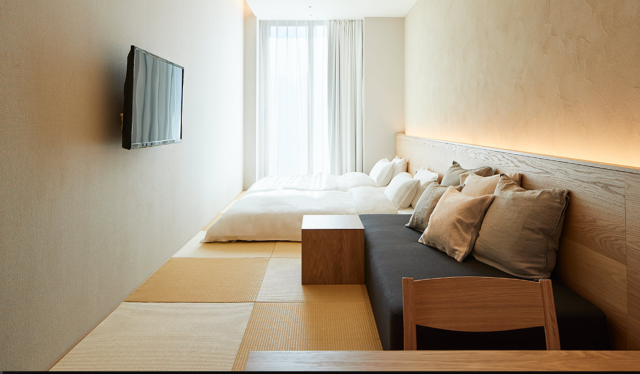 日本首間「無印良品飯店」開幕!網友看內部照驚嘆:是夢想中的房子