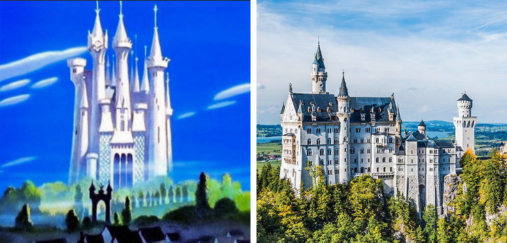 11個啟發迪士尼「比電影更夢幻的取景地」 花木蘭的取景地...實在太大膽!