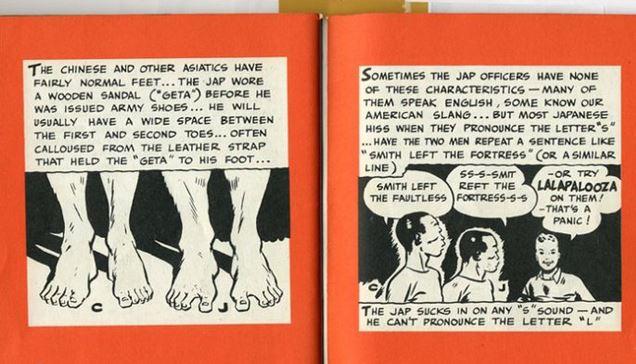 二戰美軍要如何分辨「中國人和日本人」? 只要「走3步」馬上分出誰是友軍!