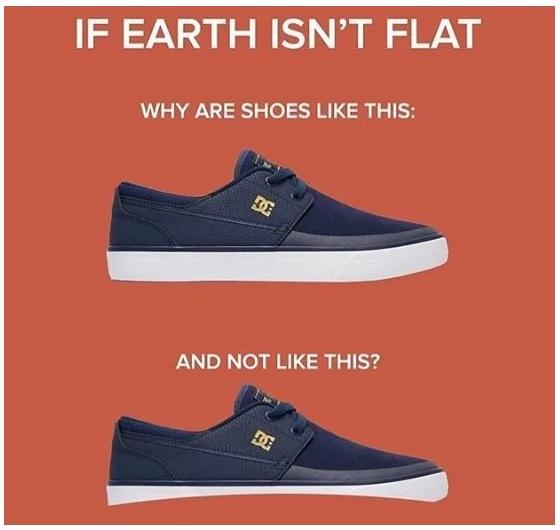 17個「堅持地球不是圓的」的天才網友 如果地球是圓的...為什麼是「海平面」?