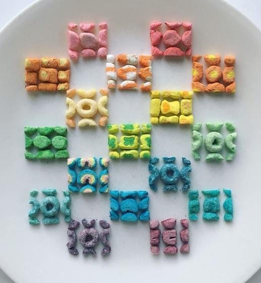 28張證明「守規矩可以讓人超療癒」的完美照片 不玩食物真的太可惜!
