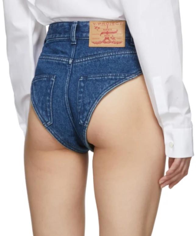 名牌推出「比超人還潮的牛仔內褲」被笑時尚災難 網友傻眼:是要穿裡面還外面?