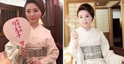 日本銀座「最年輕媽媽桑」25歲年薪破億 超猛規定「小姐全是高材生」:不上班就讀書!