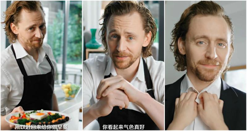 影/抖森粉紅泡泡「老婆視角」新廣告太過分 親手煮早餐「超甜中文對話」網戀愛:可以嫁了❤