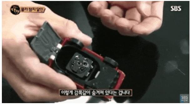 韓國警察公布「檢查100遍也找不到」的旅館偷拍手段 手機貼上「玻璃紙」可以拯救你!