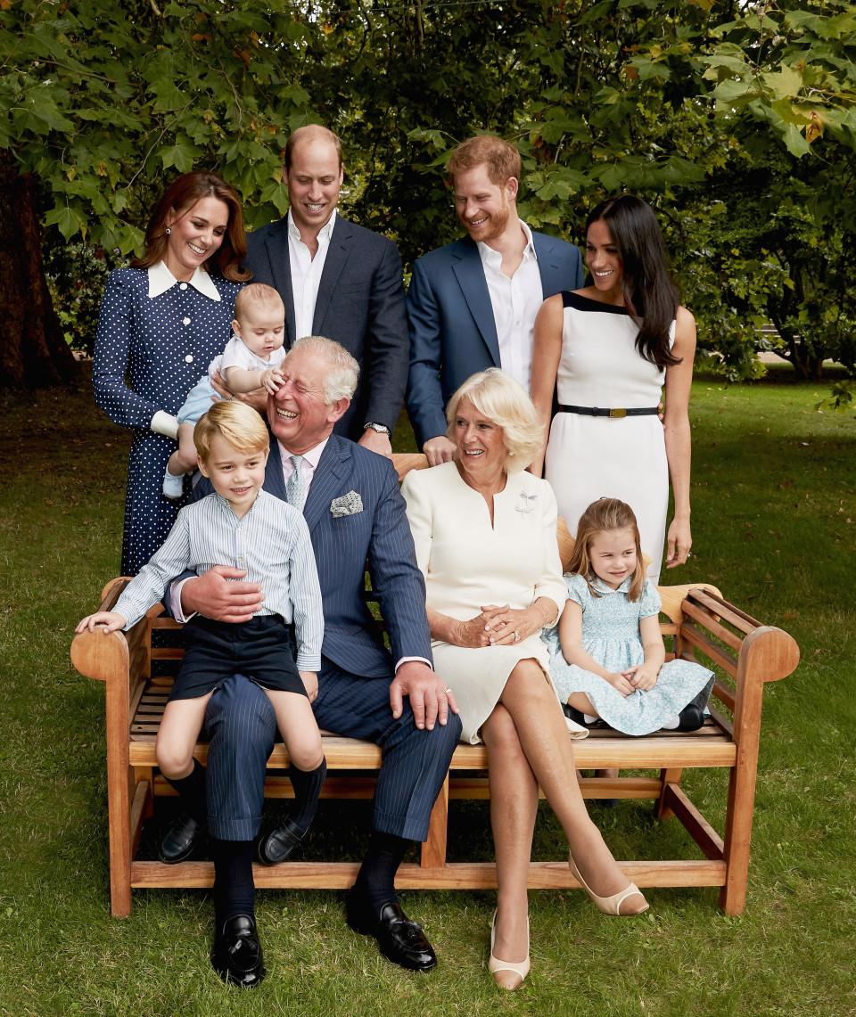 梅根走完大婚紅毯直接被準公公「拉到旁邊說教」 查爾斯王子很喜歡她:她像「鎢」金屬一樣