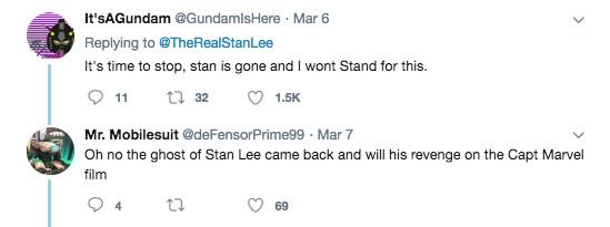 漫威之父史丹李「復活發文」嚇壞網友 粉絲看到「宣傳照」秒暴怒:果然是漫威最爛片!