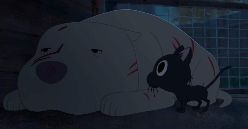 皮克斯推出「流浪貓與惡狗」溫馨短片「逼哭千萬網友」:我們都在等待那個人出現!