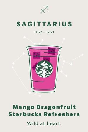 十二星座專屬的「星巴克咖啡」 處女座是焦糖瑪奇朵:超完美、沒有缺點!